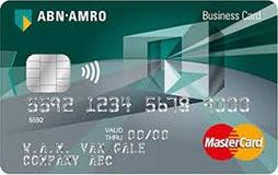 ABN Amro zakelijke creditcard