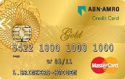 abn amro gold card