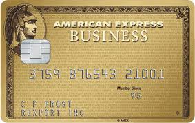 Creditcards bedrijven, AMEX business Gold Card