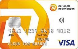 nationale nederlanden creditcard
